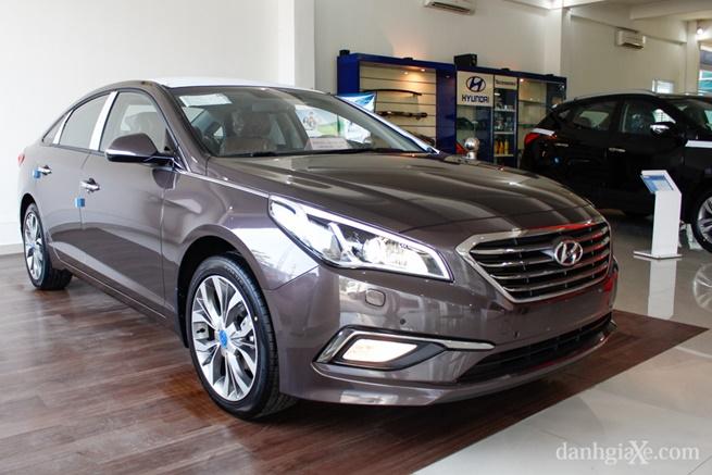 Giá Xe Ôtô Hyundai Sonata 2018 Mới   Hyundai Trường Chinh