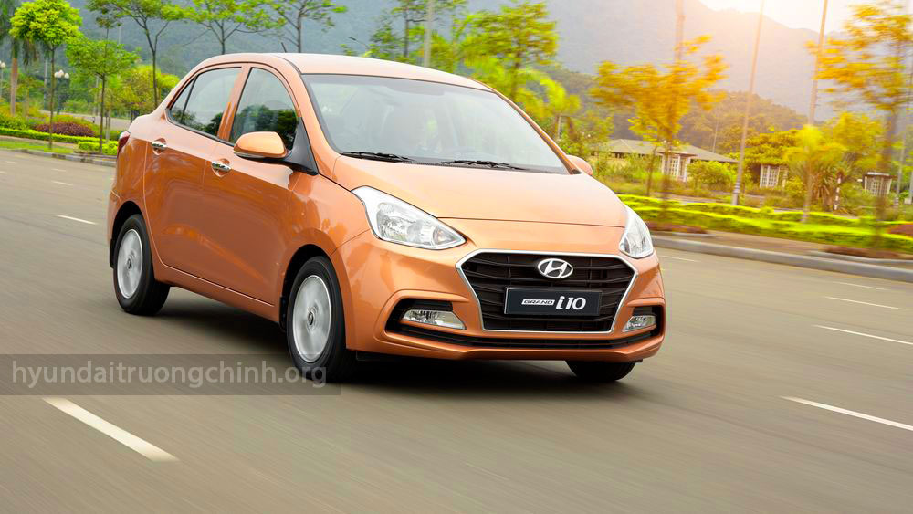 Hyundai Grand I10 Sedan 2019 Hyundai Universidad